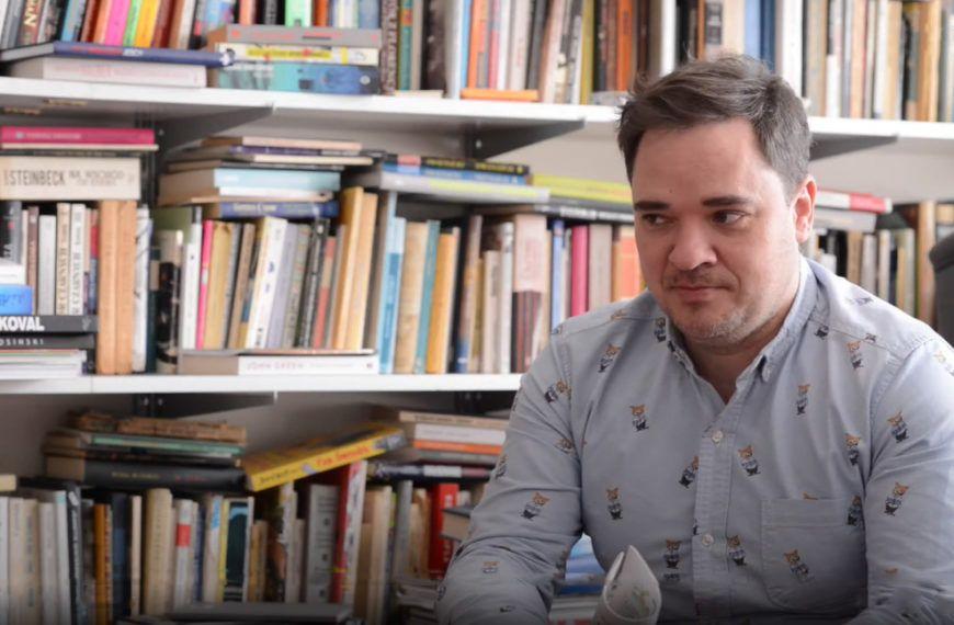 Spotkanie online z Grzegorzem Kasdepke,…