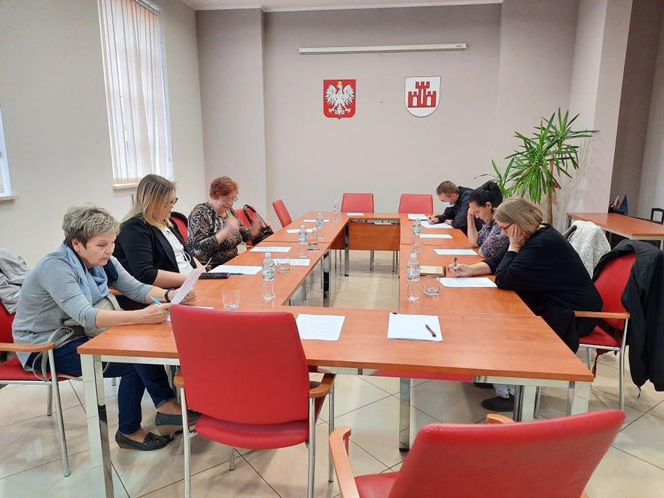 """Spotkanie konsultacyjne """"Programu Współpracy Gminy…"""